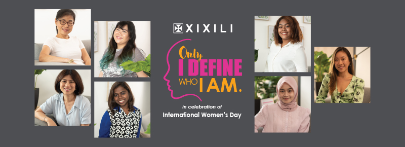 Only I Define Who I Am Campaign (March 2020)