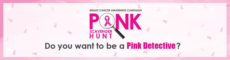 PINK Awareness Campaign (1 Oct 2018)
