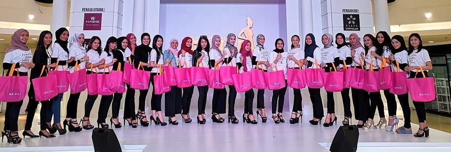 Pencarian Wanita Melayu 2019 (30 Mar - 20 Apr 2019)