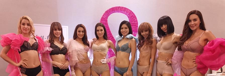 XIXILI Fashion Show at The Power of PINK Event by Body Perfect (5 Oct 2019)