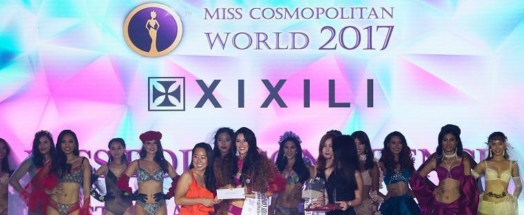 Miss Cosmopolitan World (16 Sep 2017)