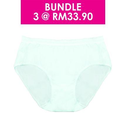 low waist tanga cotton panty