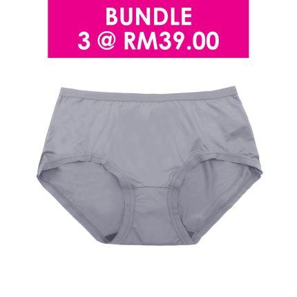mid waist basic boyleg panty