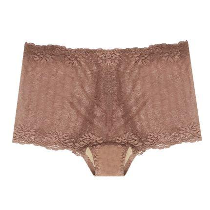 niki full lace boyleg panty