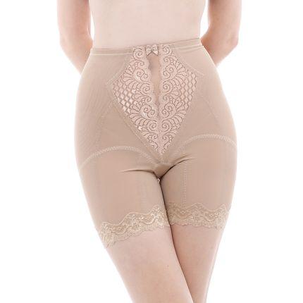 firm control long girdle