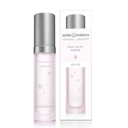 stay silky serum lubricant 30ml - smile maker