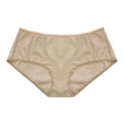 low waist basic boyleg panty