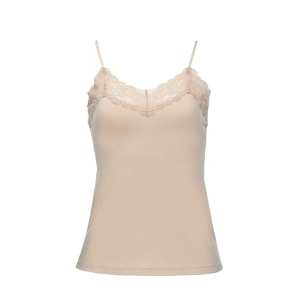 CLASSIC LACE TRIMMED INNER CAMISOLE